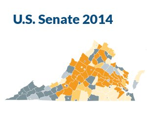 Voter Turnout: 2014 US Senate Race