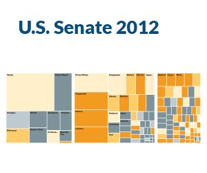 Voter Turnout: 2012 US Senate Race
