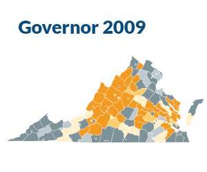 Voter Turnout: 2009 Governor's Race