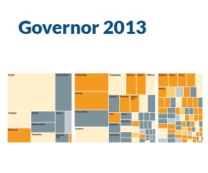 Voter Turnout: 2013 Governor's Race