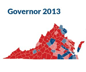 Election Results: 2013 Governors Race