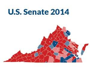 Election Results: 2014 US Senate Race