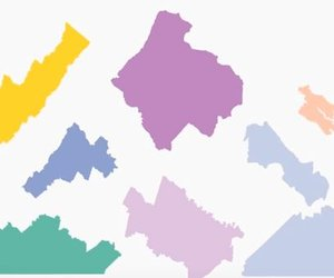 What if regions were sized by population