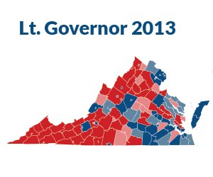 Election Results: 2013 Lt. Governors Race