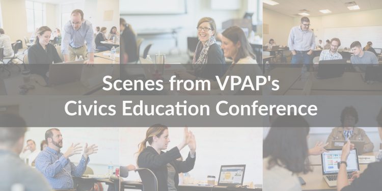 VPAP's Civics Education Conference