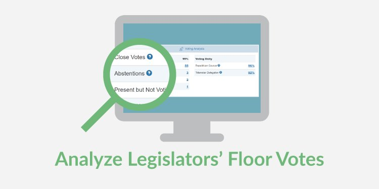Floor Vote Analyzer