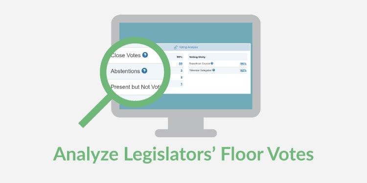 Floor Vote Analyzer
