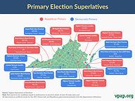 Primary Election Superlatives