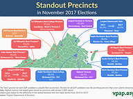 Standout Precincts: November 2017 Elections