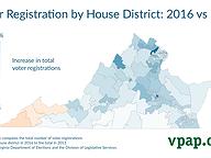 House District Voter Registration Trends